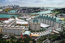 Resort World Sentosa in Singapur