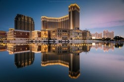 The Venetian Macau-Resort-Hotel in Macau, China