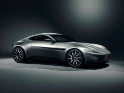 Aston Martin DB10 für James Bond - purer Luxus