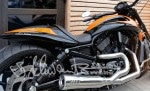 Special Edition der Harley Davidson V ROD von Bernhard Schwanitz