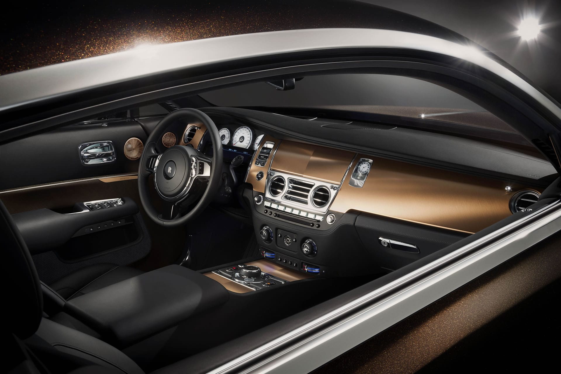 "Rolls-Royce Wraith ""Inspired by Music"""