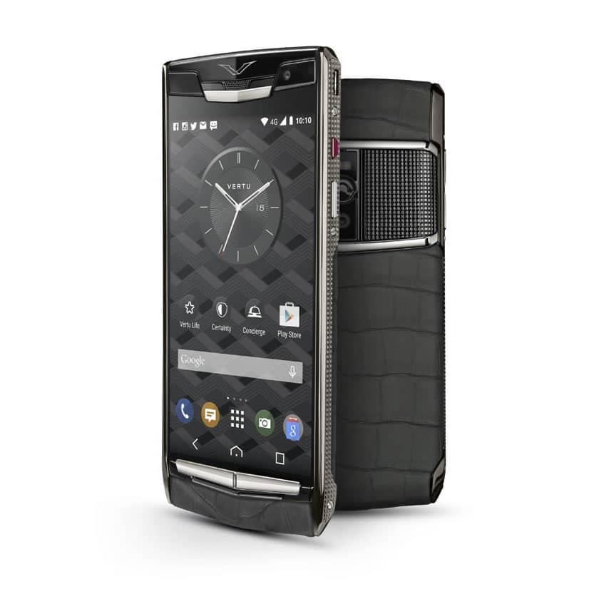 Vertu Signature Touch Handy - Mehr als nur ein Handy