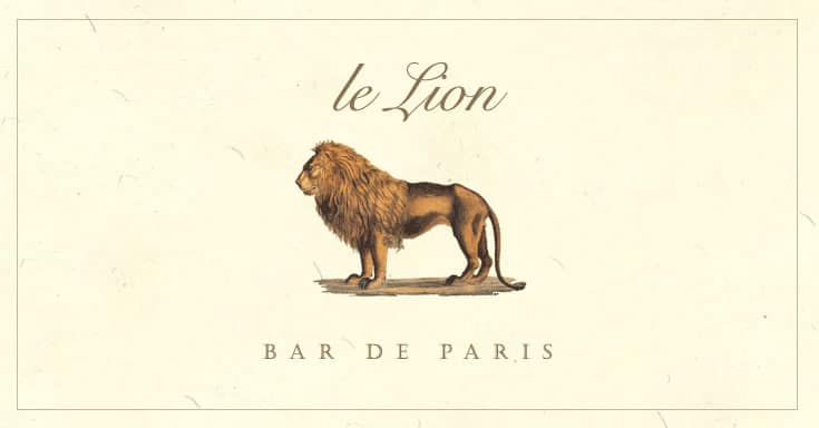 Le Lion - Bar de Paris in Hamburg