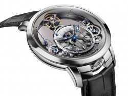 Arnold & Son Time Pyramid Steel