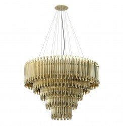 Delightfull Matheny Chandelier - Heritage Collection