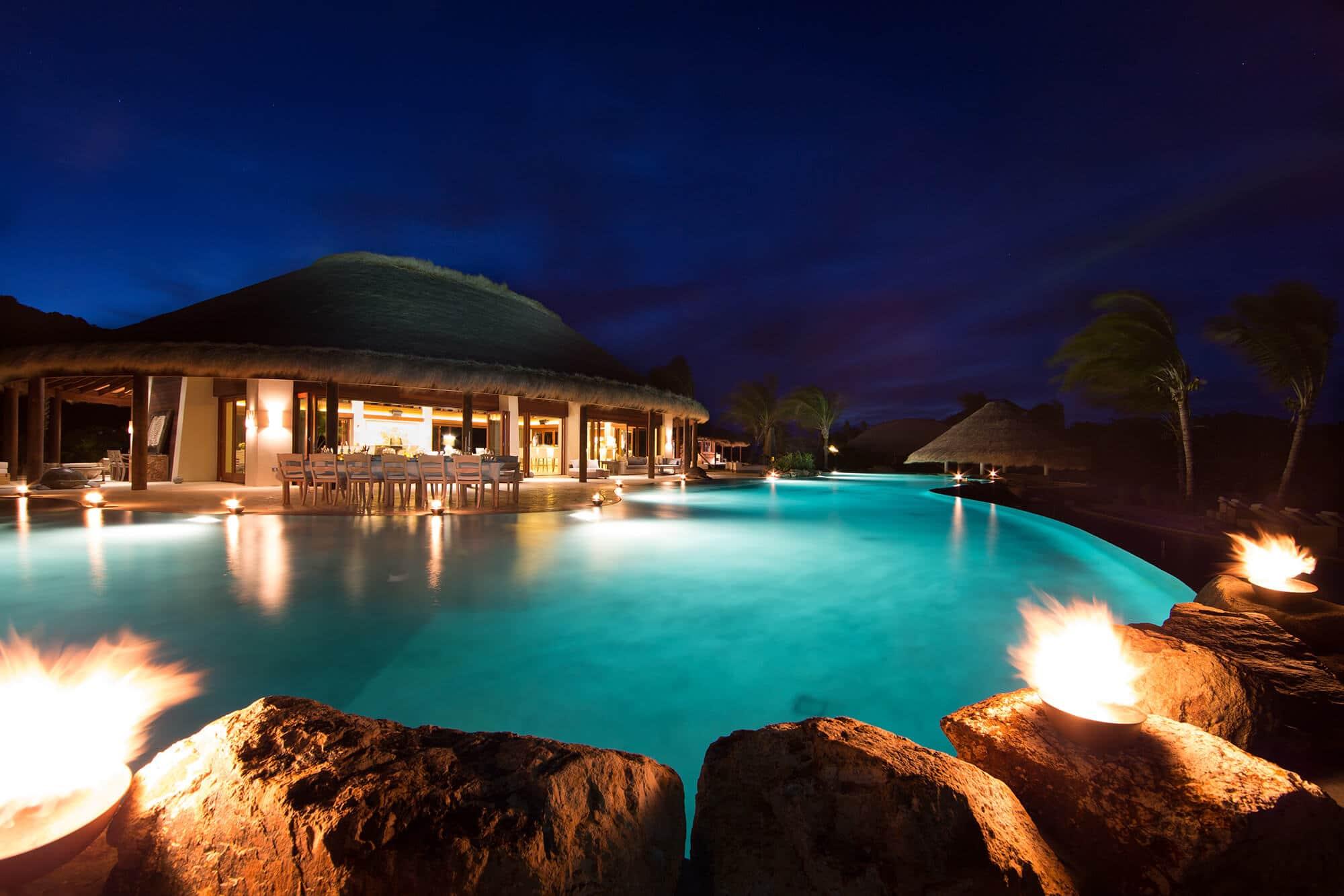 Moskito Island by Richard Branson und Virgin Limited Edition