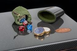 Exklusives Backgammon-Spiel der Lieb Manufaktur