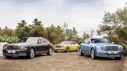 Genfer Autosalon 2016 - Bentley Mulsanne