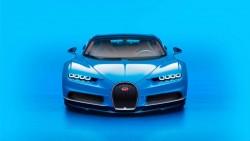 Genfer Autosalon - Bugatti Chiron