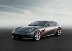 Genfer Autosalon 2016 - Ferrari GTC4Lusso