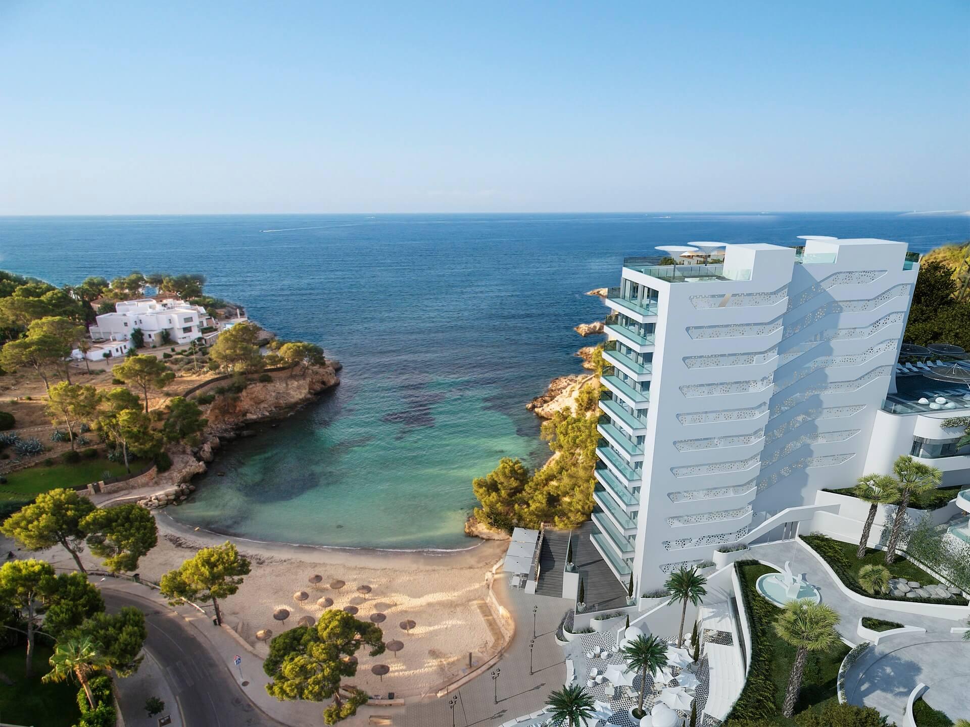 Das neue iberostar grand hotel portals nous auf mallorca for Design hotels auf mallorca