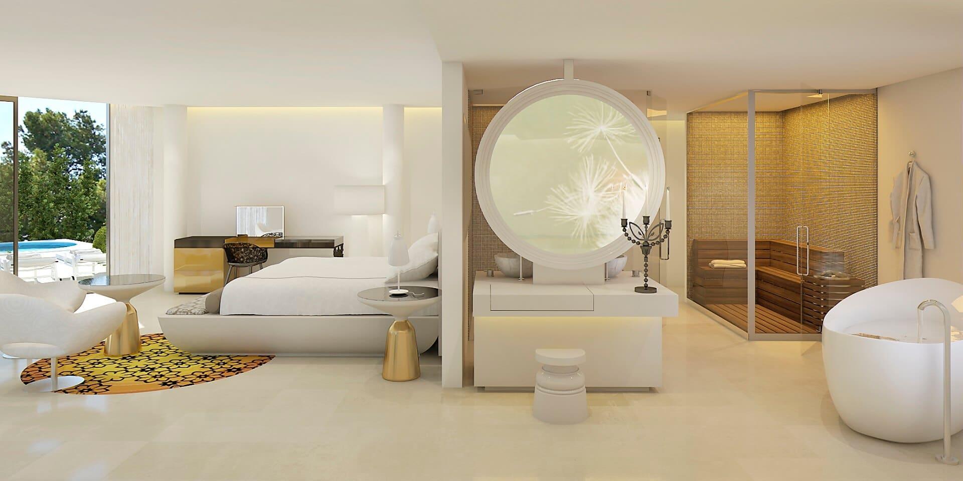 Einzigartiges Design Des Iberostar Grand Hotel Portals Nous