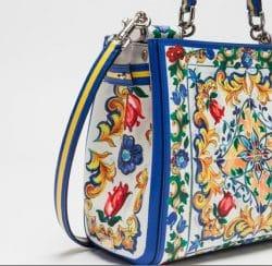 Handtasche aus der Sommerkollektion von Dolce & Gabbana