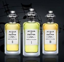 Drei neue Düfte von Acqua di Parma kamen zum Jubiläum heraus