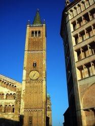 Sehenswürdigkeit in Parma, der Heimatstadt des Acqua di Parma