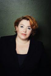 Porträt der Korsett-Designerin Tonia Merz