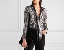 Bluse im Star-Style von Kate Moss