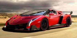 Lamborghini in limitierter Auflage - der PS-starke Veneno
