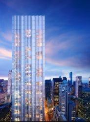 Noch im Bau - ein Apartment im Wolkenkrater de lux ist ein Must auf der Liste der Luxusgeschenke