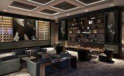 """Eines der Zimmer im Luxus-Penthouse im """"The Wilhelm"""" in Berlin-Mitte"""
