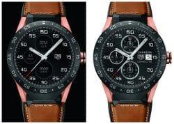 TAG Heuer Connected Smartwatch in Gold für knapp 10.000 US-Dollar