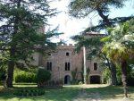 Perafita, Spanien: die älteste Burg aus dem neunten Jahrhundert