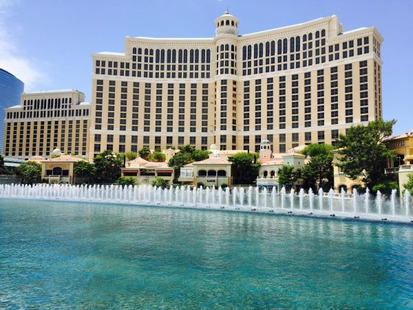 The Bellagio – Las Vegas