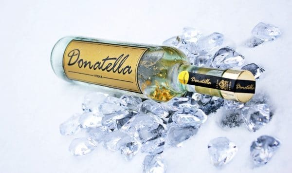 Donatella, einer der hochwertigsten Wodkas der Welt!