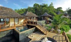 Abgeschiedenheit auf der Insel - Luxushotels auf den Seychellen