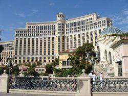 Las Vegas und die größten Casinos der USA - Bellagio