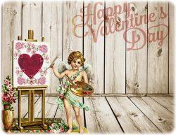 Der Tag der Liebe ist der 14. Februar