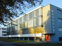 Das Bauhaus in Dessau - Weltkulturerbe