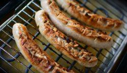 Deutscher Metzger kreiert die teuerste Bratwurst der Welt