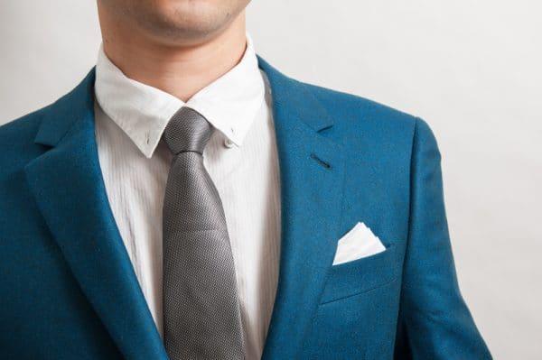 Merkmale einer hochwertigen Krawatte - ©JoWen Chao_shutterstock.com