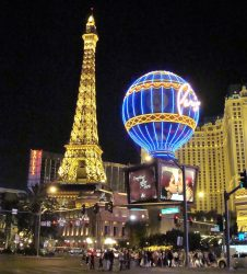 Paris Paris in Las Vegas