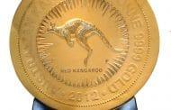 Die teuerste Goldmünze der Welt - Red Kangaroo