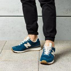 Sneaker für den Frühling vorbereiten