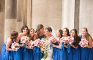 Unterschiedliche Brautjungfernkleider - So wird der Look perfekt