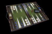 Backgammon Spiel der Lieb Manufaktur
