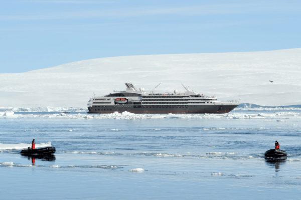 Antarktis Kreuzfahrt und Expedition