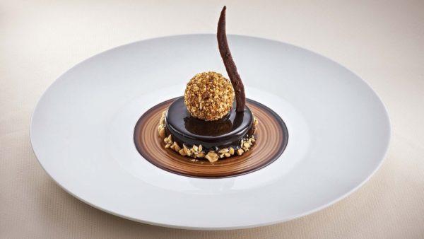 Gourmet-Küche auf einer Luxuskreuzfahrt