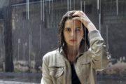 Regenbekleidung im neuen Trend