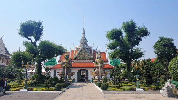 Die schönsten Tempel Bangkoks