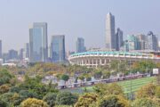 Guangzhou Evergrande Fußballstadion