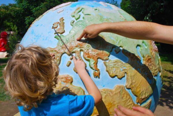 Tipps zum Organisieren einer Reise mit Kindern