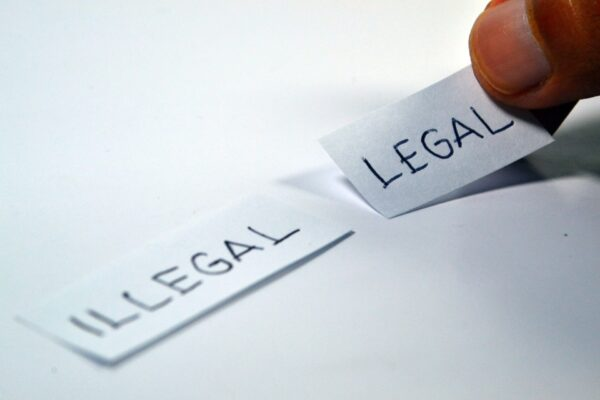 Legal oder illegal?