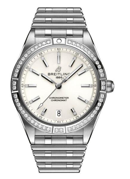 Breitling Chronomat Automatic 36 von Charlize Theron